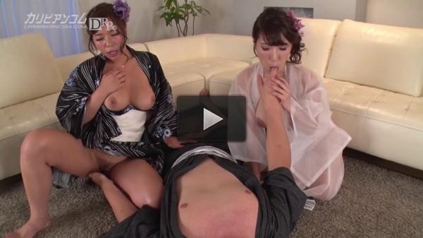 Busty Beauties Sara Saijo, Yume Mizuki — Sophisticated Adult Healing