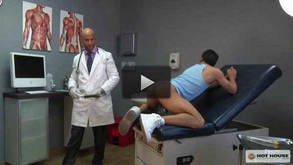 Hot doctor!