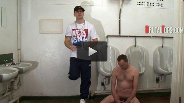 Bathroom Pig Training