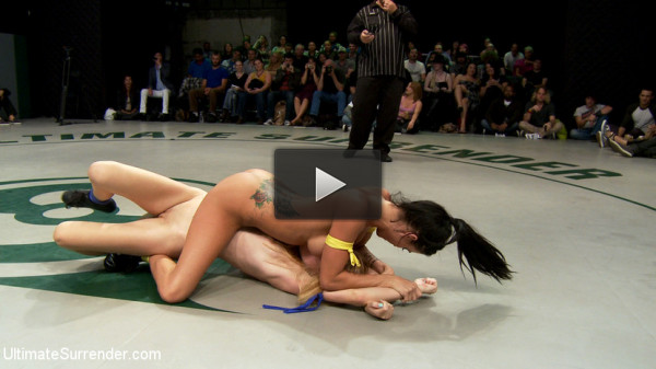 Battle of the featherweights!: final round, non-scripted ! best real wrestling on the net.