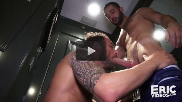 Aitor Gets Loaded By Alejandro Torres