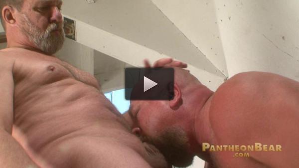 Pantheon Bear — Bay City Bears — Dwaine Anthony, Max Ryan