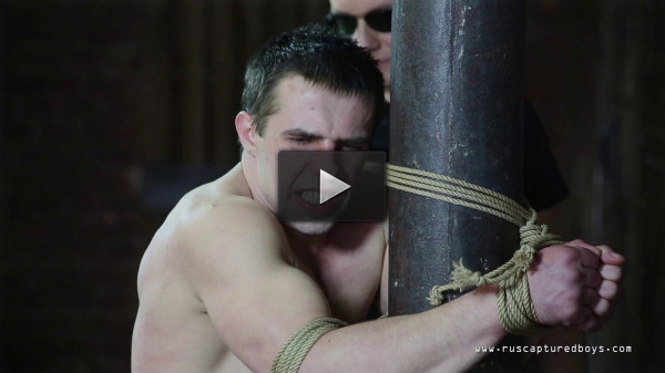 RusCapturedBoys – Punishment for Unsubmissive Prisoner II (tiny, video, punishment, vid)