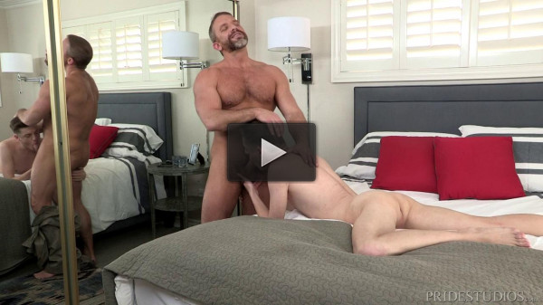 Darren Kiss and Dirk Caber
