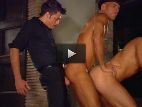 Hot Threesome Harry, Ricardo & Erik (576p)