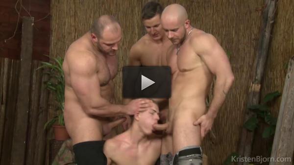 Raw Adventures, sc. 3 - Abducted Borek Sokol, Marek Borek, Ondra Matej, Tomas Friedel