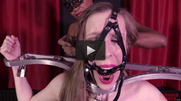 Cobie and Troy Orleans — Gag Testing