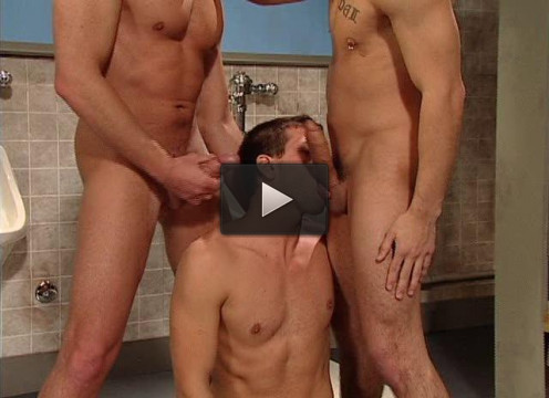 Amazing Anal At Locker Room