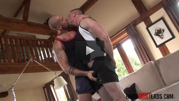 HBL-Harley Everett & Scott Hunter (tight, dicks, real, style)