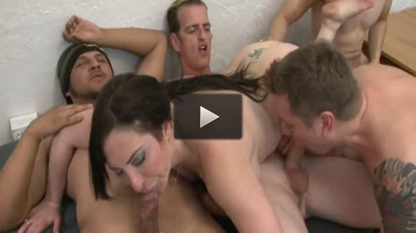 Bi Cuckold Gang Bang 3