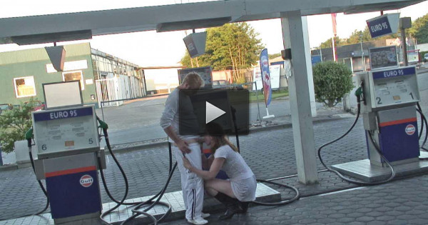 Gas Station Sex