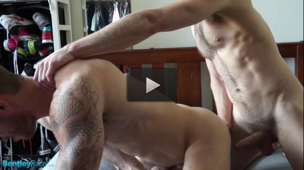 Fucking Skippy – Jay and Skippy in their first porn scene together