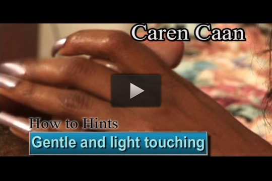 How to Perform Cunnilingus With Caren Caan