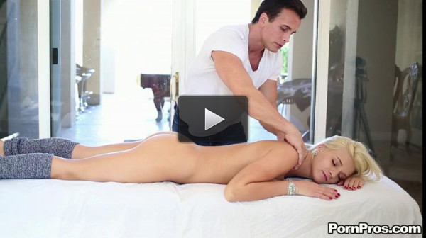 Addison Avery in the scene Deep and Hard Massage