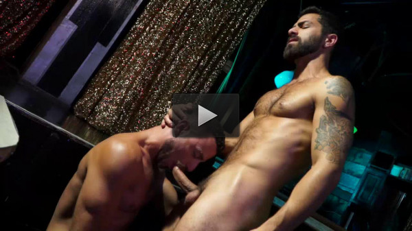 Adam Ramzi and Leon Fox