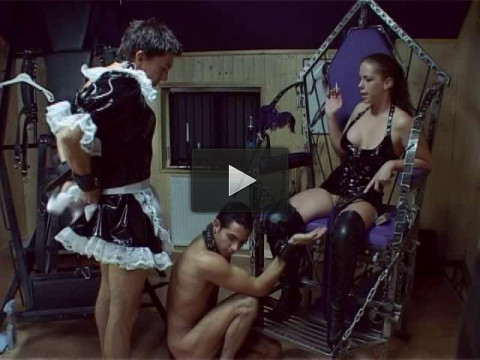 Bizarre Europe — British Amateur Spanking 4