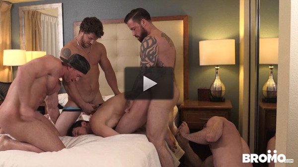 Raw Tension Part 4 - stud, inside, large, blow, tight ass