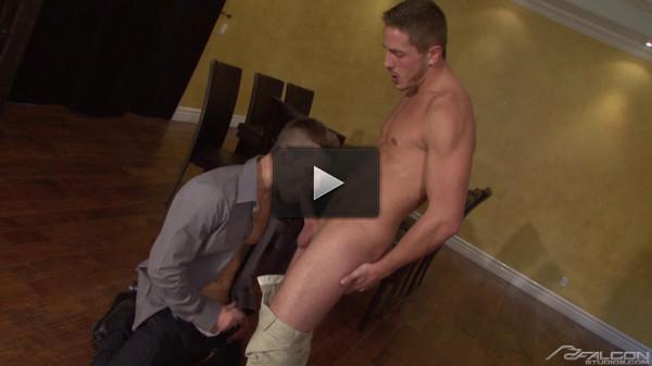 Hot Property Scene 04 Landon Conrad And Brad Star (2011) - star, tit, home, black dicks