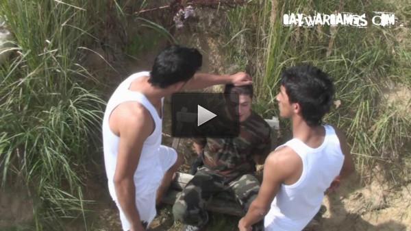 Army Gay Games Best Part 29 (media video, download, deep)