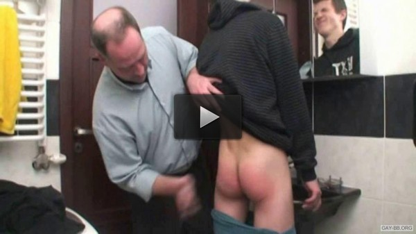 Spanking Twinks amateur