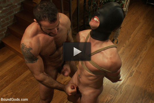 Kink: Bound Gods - Morgan Black, Chad Brock, Spencer Reed, Cal Parker, Tony Hunter - The Other  and His Bad Boy (2011)