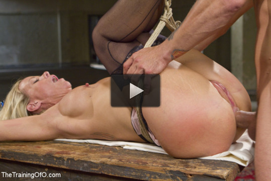 Special Feature: Anal MILF Training Compilation