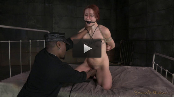 Violet Monroe Strictly Bound And Roughly Fucked By Big Cock, Messy Brutal Deepthroat!