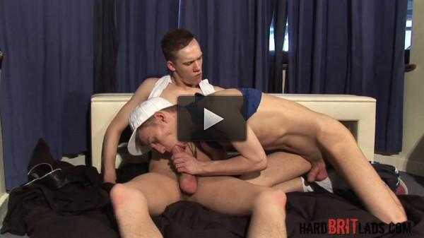 Hard Brit Lads — Clayton Fucks Sonny