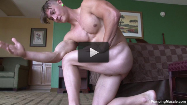 Pumping Muscle - Roger M 4th Video - watch, download, pumping.