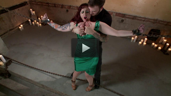 Mz. Berlin Brutally Fucked by a Young Stud — Only Pain HD