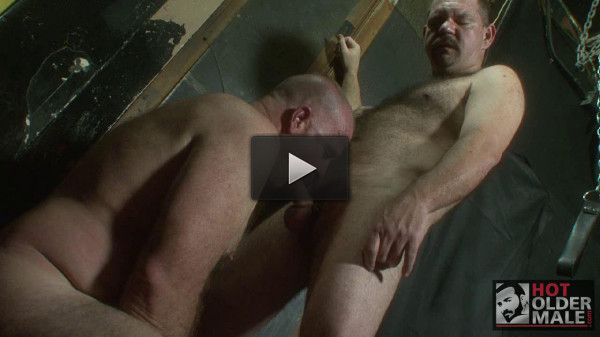Gay — Hot Older Male — Clint Taylor and T-Rexxx — Clint Taylor, T-rexxx
