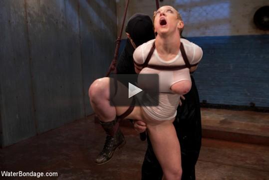 Water, Bondage, Screams, Orgasms and Big Wet Titties