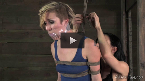 Maia Davis and Elise Graves — Bound and Beaten — BDSM, Humiliation, Torture HD — 1280p