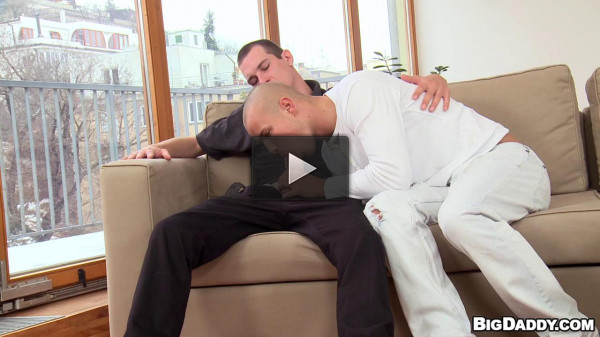 eat cum (Beau got a big dick!)...