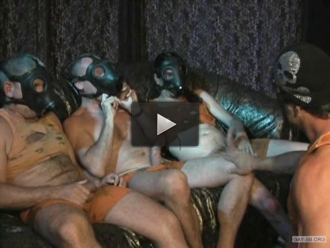 Brutal Orgy & Double Fuck