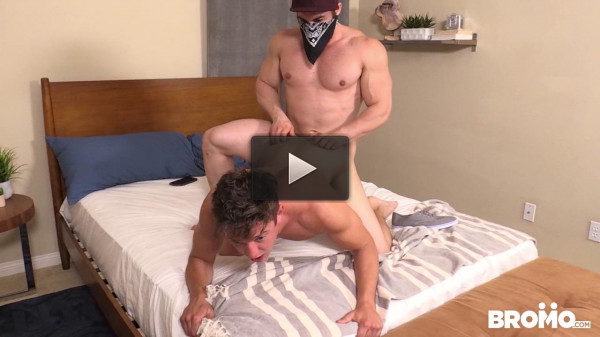 Alexander Motogazzi and Jaxton Wheeler — He Likes It Rough and Raw