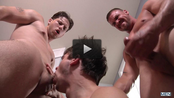 Peepers Part 4 - threesome, watch, job.