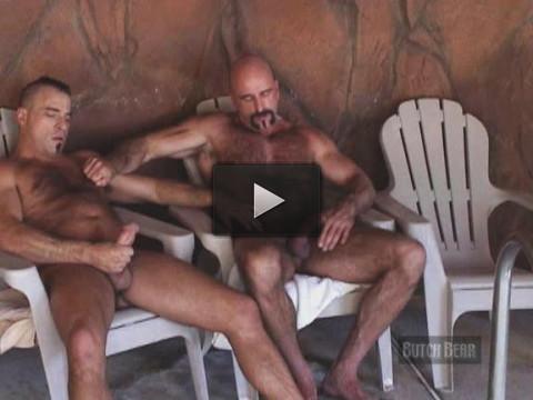 Butch Bear — Muscle Bear Hotel