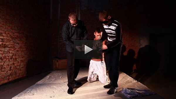 RusCapturedBoys — Prisoner Dmitriy 1