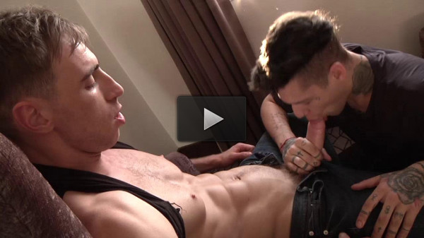 Naked Sword — International Playboys — Date Night In SoHo — Mickey Taylor & Kayden Gray