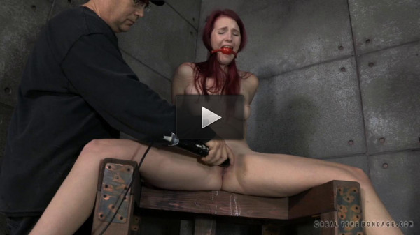 Rain DeGrey Faces the Challenging, Brutal Bondage She Was Begging For