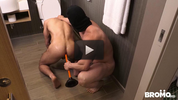 Brendan Phillips and Jaxton Wheeler — He Likes It Rough And Raw — Part 1