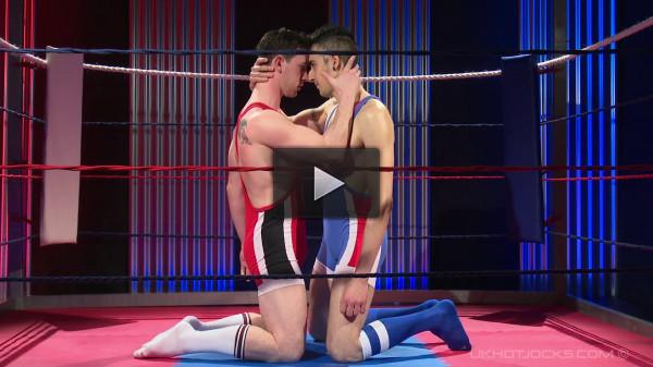 UK Hot Jocks — Anthony Naylor & Timmy Treasure 1080p