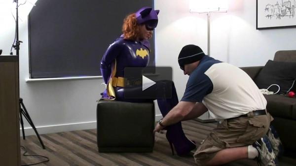 Bat Trapped