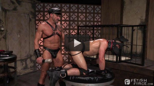 Permission Scene Two Mike DeMarco And Dallas Steele (2015)