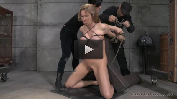 Broken Blonde — Rain DeGrey and Ashley Lane