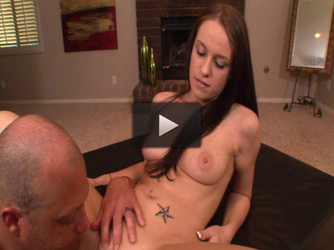 Tina May obeys orders from kinky dude