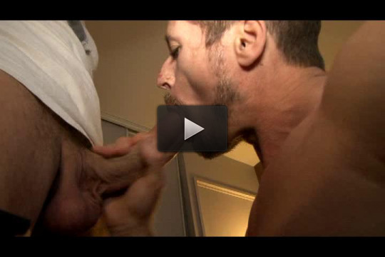 Raw Hot Fuck For Muscle Slave