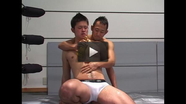 Oil Wrestling Fight DX