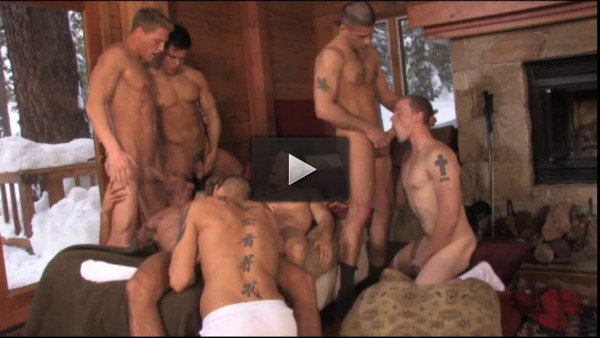 Gangbang At Aspen